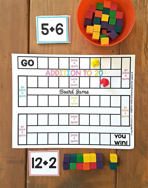 Addition And Subtraction Activities For Kids Fundamental Methods  Proud To Be Primary