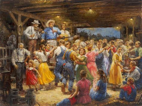 barndance john wayne birthplace museum