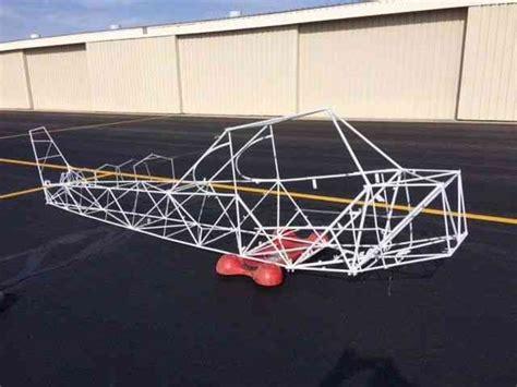 piper pa   super cub fuselage converted  pa