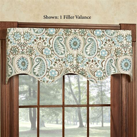 Window Valance by Paisley Prism Window Valance