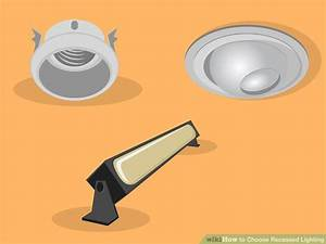 Recessed lighting trim sizes : How to choose recessed lighting steps with pictures