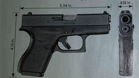 glock   outed  range tv