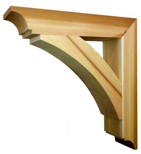 Outdoor Corbels by Exterior Millwork Sources Design For The Arts Crafts