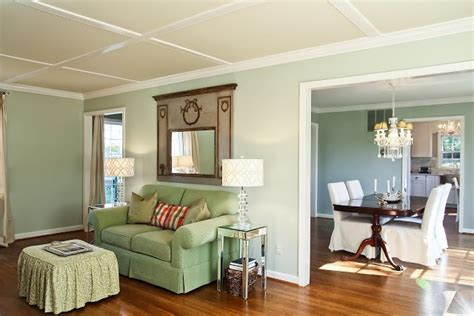 living room wall color  benjamin moore paint