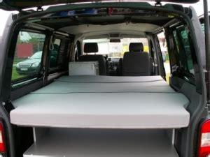 vw t5 ausbau möbel vw t5 t6 multivan k 228 stle komfort