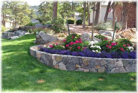 landscape retaining wall pictures retaining walls rdhlandscape