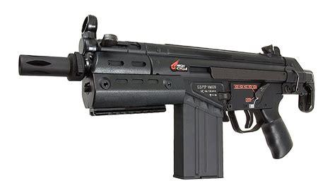 tokyo marui hk  sas hc assault rifle airsoft aeg high cycle model tm aeg gsas hc