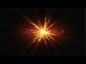 Light Explosion - YouTube