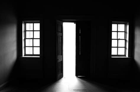 Contrast Light From A Window Free Stock Photo Public