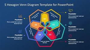 Venn Diagram Hexagon Cycle Powerpoint