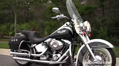 Used 2008 Harley Davidson Softail Deluxe Motorcycles For