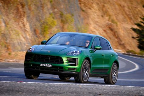 porsche macan  performance review