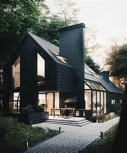 Exterior, Glass, Wall, Systems, Exteriorwoodpaint