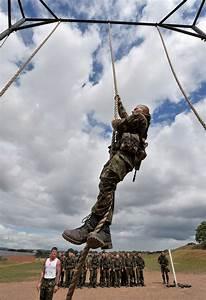 Royal Marines  30 Foot Rope Climb  1   U2013 Boot Camp