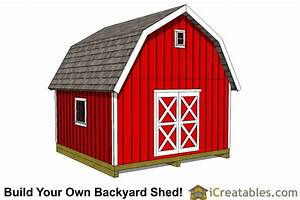 16x16 shed plans diy shed designs for a large 16x16 With 16x16 shed plans