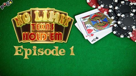 Pogo Games ~ No Limit Texas Holdem Poker - #1 - YouTube