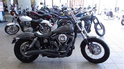 Walk Around A 2014 Harley-davidson Dyna Street Bob @ West