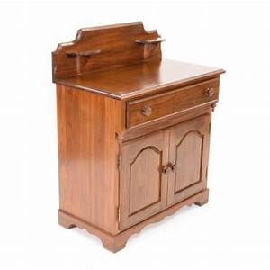 solid wood washstand w candle holders loveseat vintage With kitchen cabinets lowes with old wooden candle holders