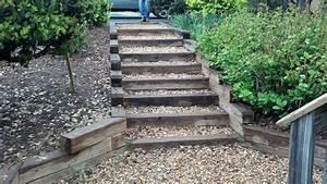 Gartentreppe Bauen Holz : gartentreppe selber bauen 47 gestaltungsideen und tipps ~ Eleganceandgraceweddings.com Haus und Dekorationen