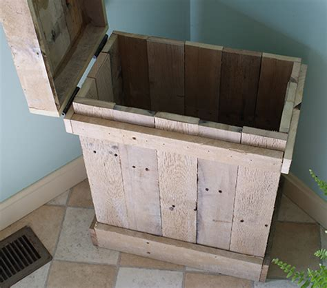 woodworking plans wood recycle bin plans  plans