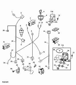 Lawn Mower Seat Safety Switch Diagram