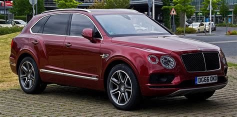 bentley bentayga wikipedia wolna encyklopedia