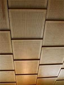 Dalle plafond : toutes les infos sur les dalles de plafond