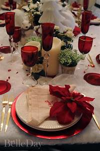 Pinterest Decoration : 25 best ideas about christmas party table on pinterest christmas party centerpieces ~ Melissatoandfro.com Idées de Décoration