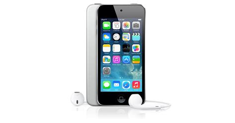 refurbished ipod touch gb black silver  generation  isight camera apple