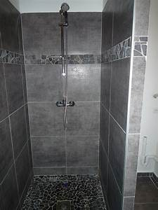 carrelage douche sdb pinterest carrelage douche With carrelages italiens salle de bain