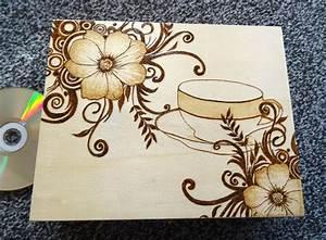 Schöne Boxen Zum Verstauen : kisten boxen brandmalerei teebox blumen design 2015 ein designerst ck von ellaborate ~ Bigdaddyawards.com Haus und Dekorationen
