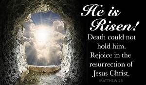 He Is Risen eCard - Free Easter Cards Online