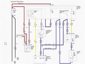 2004 Ford Escape Alternator Wiring Diagram