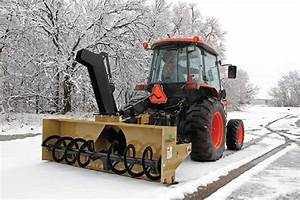 Snow  U0026 Ice Removal Equipment