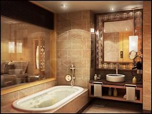 Luxury, Bathroom, Interior, Planer