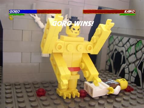 Mortal Kombat Special Lego Themes Eurobricks Forums