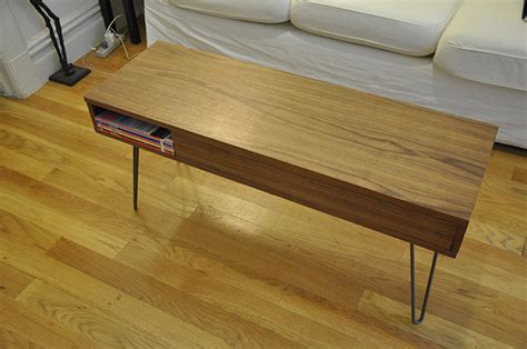 Diy Midcentury Modern Coffee Table  Loryn With A Y