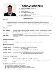 resume vitae resume ideas