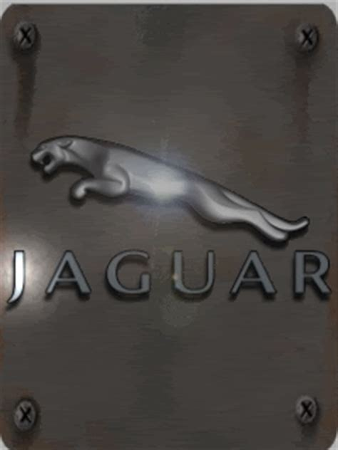 jaguar logos animated gifs gifmania