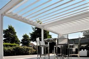 Dank lamellendach die terrasse auch bei regen genie en for Lamellendach terrasse
