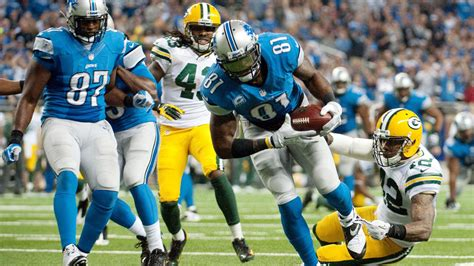 lions maul packers  thanksgiving kick  american