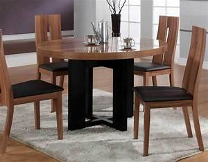 Contemporary Wood Kitchen Tables – House Interior Design ...