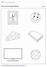 Worksheets Rectangles Rectangle Objects Coloring Shapes Rectangular Perimeter Identifying Activities Drawing Fun Tracing Area Identify Properties Draw Mathworksheets4kids Geometric Drawings sketch template