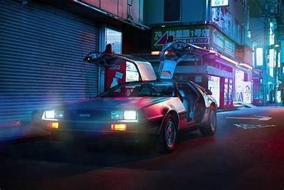 Delorean 4k Dmc Wallpapers Cars Resolution Future