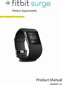 Fitbit Fb501 Fitness Tracker User Manual
