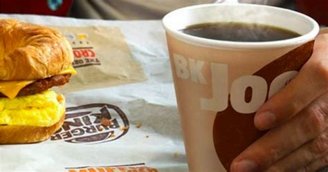 Burger king is letting you get its coffee at a discounted rate. One Month of Burger King Coffee Just $5 (Cheaper Than One ...