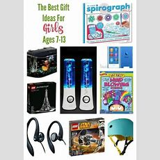 Gift Ideas For Girls Ages 713  Ideas, Gifts And Best Gifts