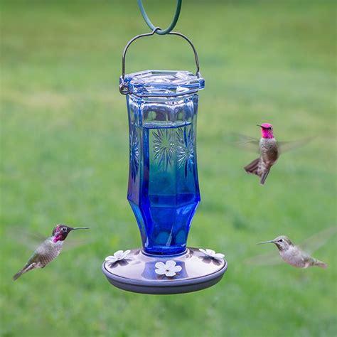 pet hummingbird for pet 174 sapphire starburst vintage hummingbird feeder 2860