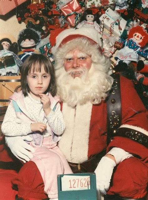 These 30 Creepy Vintage Santa Claus Photos That Will Give ...