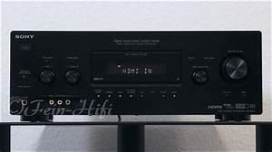 Sony STR-DG910 HDMI 7.1 Surround AV Receiver mit HDMI